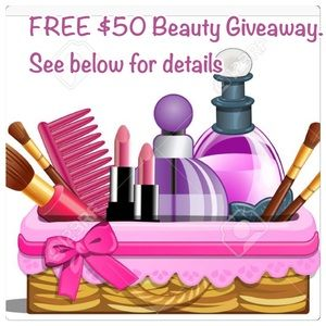 FREE Beauty Giveaway Worth more than $50 for FREE!